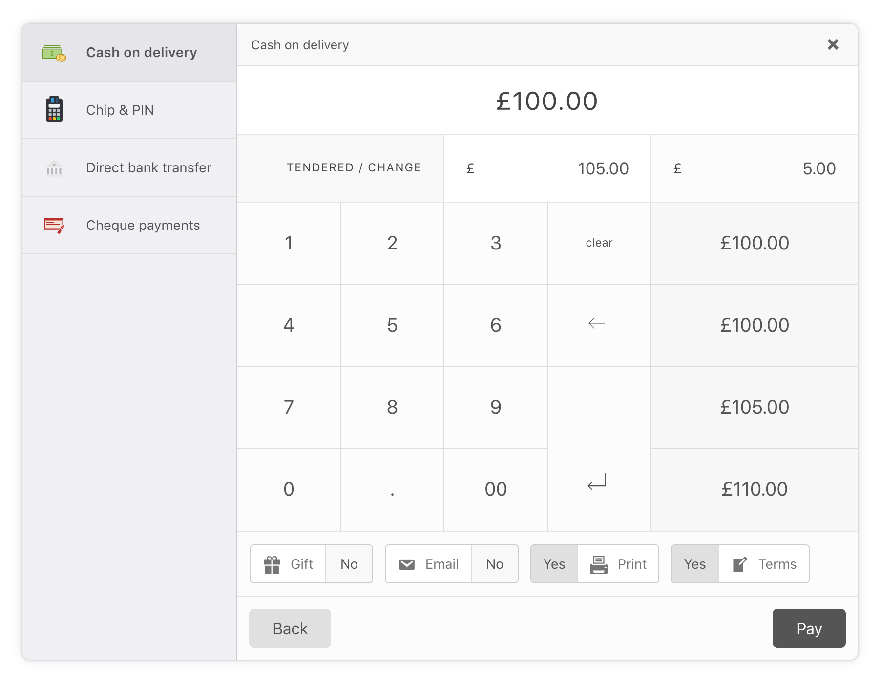 WooCommerce Point of Sale (POS) 12